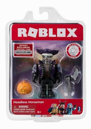 Roblox figurka Headless Horseman [HRAČKA]